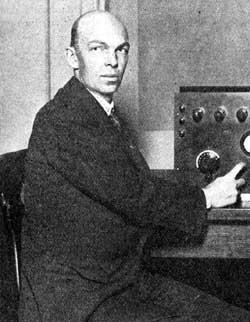Major Edwin Howard Armstrong