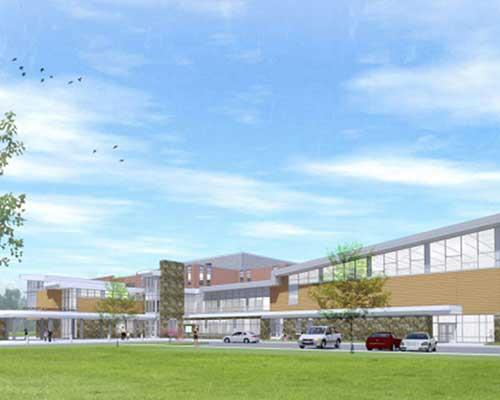 Bancroft Elementary School, Andover.