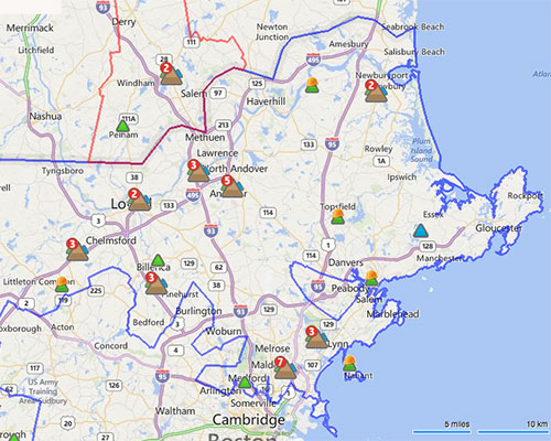 National Grid Lists Electric Outages Whav