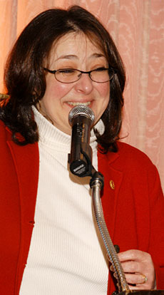 HCTV Executive Director Darlene Beal.