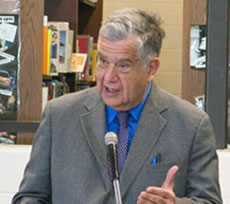 Haverhill Mayor James J. Fiorentini.
