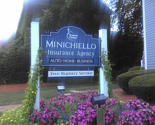 Minichiello Insurance Agency is located at 229 South Main St. in the Bradford area of the city.