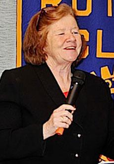 Former Haverhill School Committeewoman Kerry Fitzgerald.