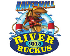 Team Haverhill's River Ruckus takes place between noon and 8:30 p.m.