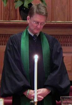 Rev. Frank Clarkson.