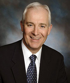 """Charles A. """"Chuck"""" Walker, Pentucket Bank president and chief credit officer."""