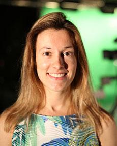 Lindsay C. Paris, HC Media's community news producer.