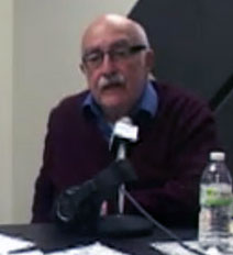 Tom Vartabedian during an earlier appearance on the Open Mike Show.