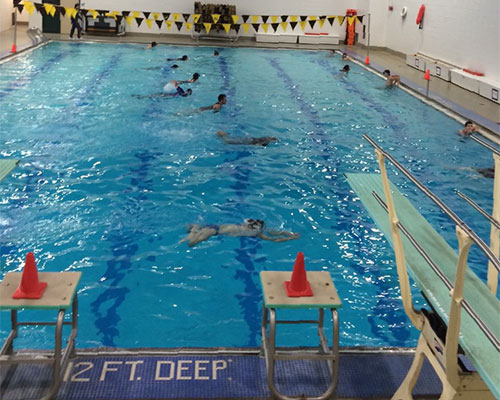 Haverhill High School Opens Swimming Pool to the Public Beginning Next Monday