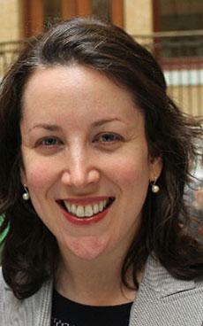 Sen. Kathleen O'Connor Ives.