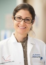 Dr. Stephanie Gianoukos.