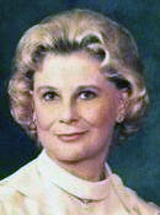 Dorothy M. McClennan, who passed away in 2012.