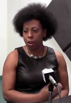 Katrina Hobbs-Everett, co-founder and CEO of Power of Self Education (POSE).