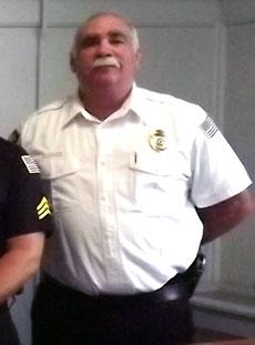 Haverhill Police Chief Alan R. DeNaro.