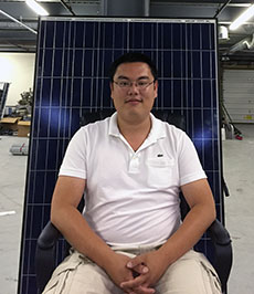 Tom K. Wu, chief executive officer, of Invaleon during a recent WHAV interview.