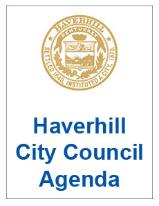 Click image for Haverhill City Council agenda.