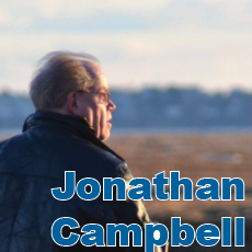 """Campbell is a retired FAA air traffic controller, who is also a pretty serious history, politics and trivia """"geek."""" He has been described as a pretty """"punny"""" guy with occasional episodes of rational thought. He has lived equal parts of his life in the North and the South, so, wherever he goes, people keep saying, """"He's not ours."""" Most notably, he was recently under serious consideration to be the new Secretary of Common Sense, until that post was eliminated in a cost cutting move."""