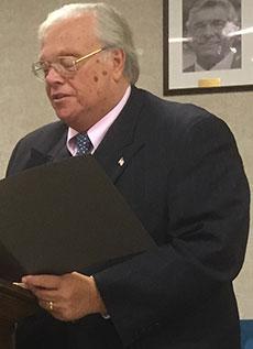 City Councilor Joseph J. Bevilacqua.