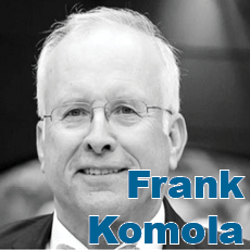Frank Komola retired in 2012 following a 23 year career at UPS. He belongs to the retirees chapter of Local 25, International Brotherhood of Teamsters in Boston. He and his wife, Lisa, live in Haverhill.