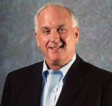 Tom Grape, chairman and CEO of Benchmark Senior Living, which operates Haverhill Crossings.