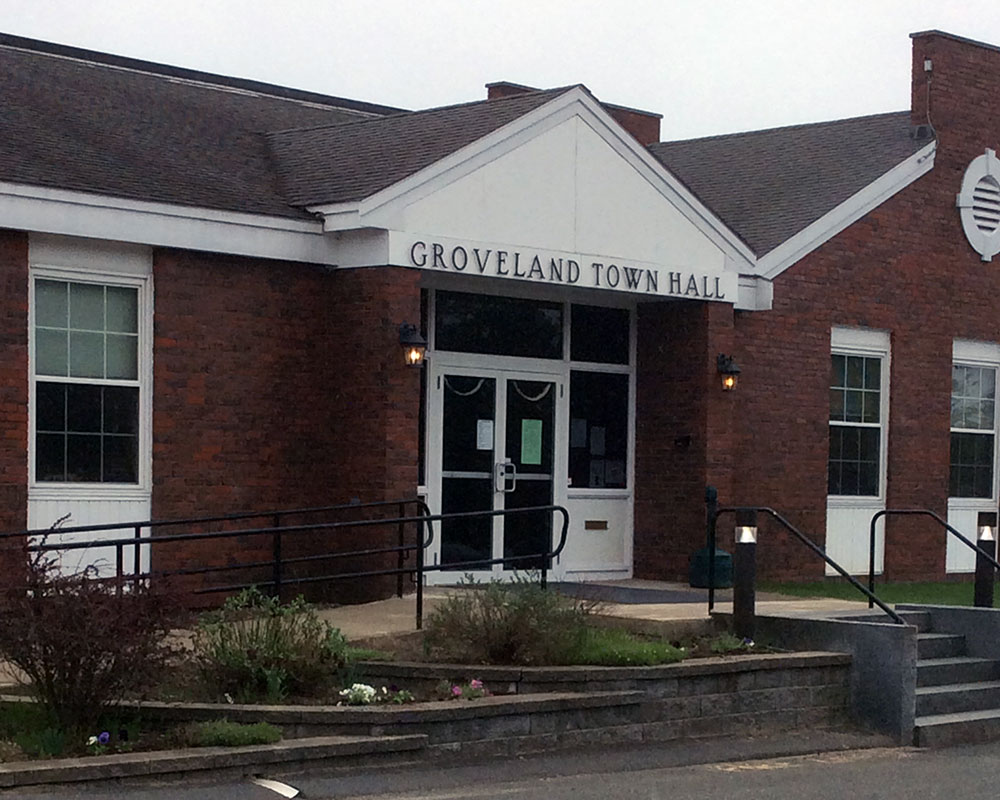 Write-Ins Dominate Groveland Election, Bring New Selectmen and Slow Vote Count