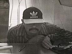 Surveillance video capture. (Photograph courtesy of Methuen Police Department.)