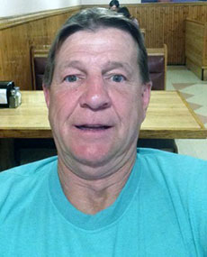 Billy Brigham worked at Pleasant Spa, the family business.