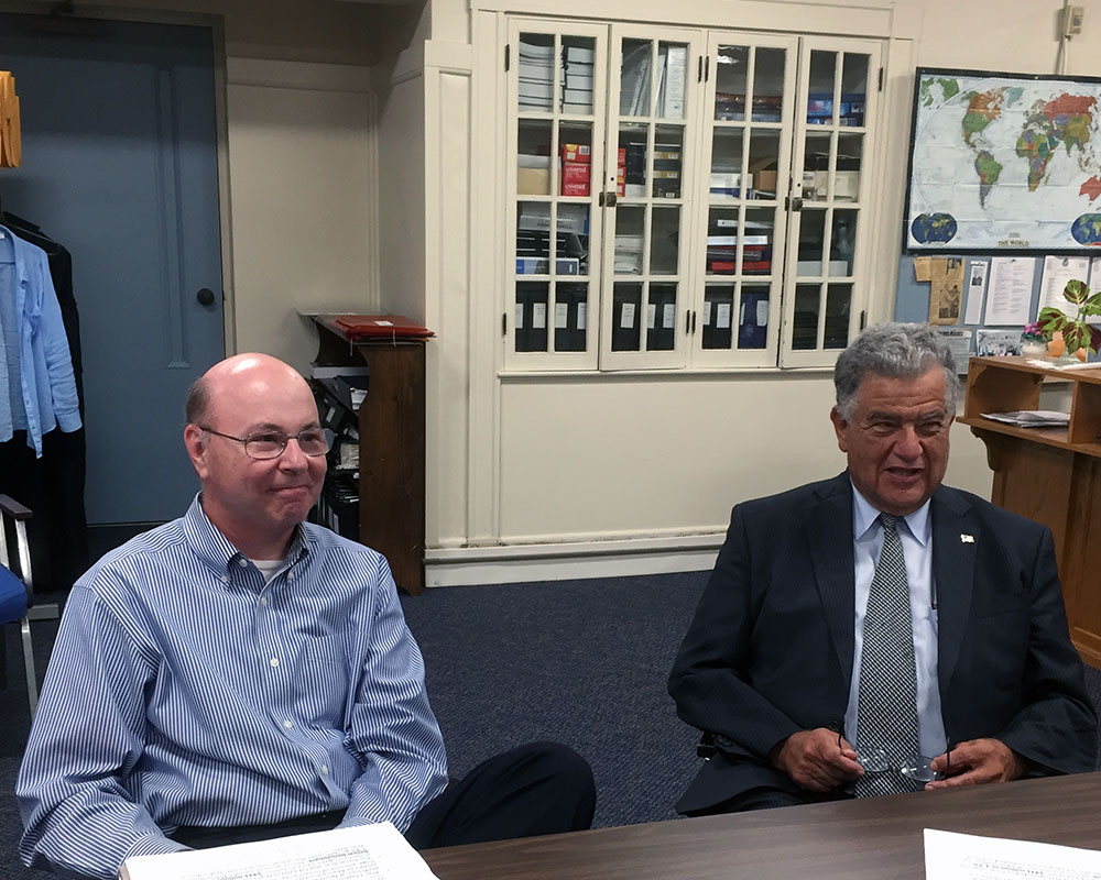 Haverhill City Council Begins Scrutiny of Fiorentini's Proposed $216 Million City Budget