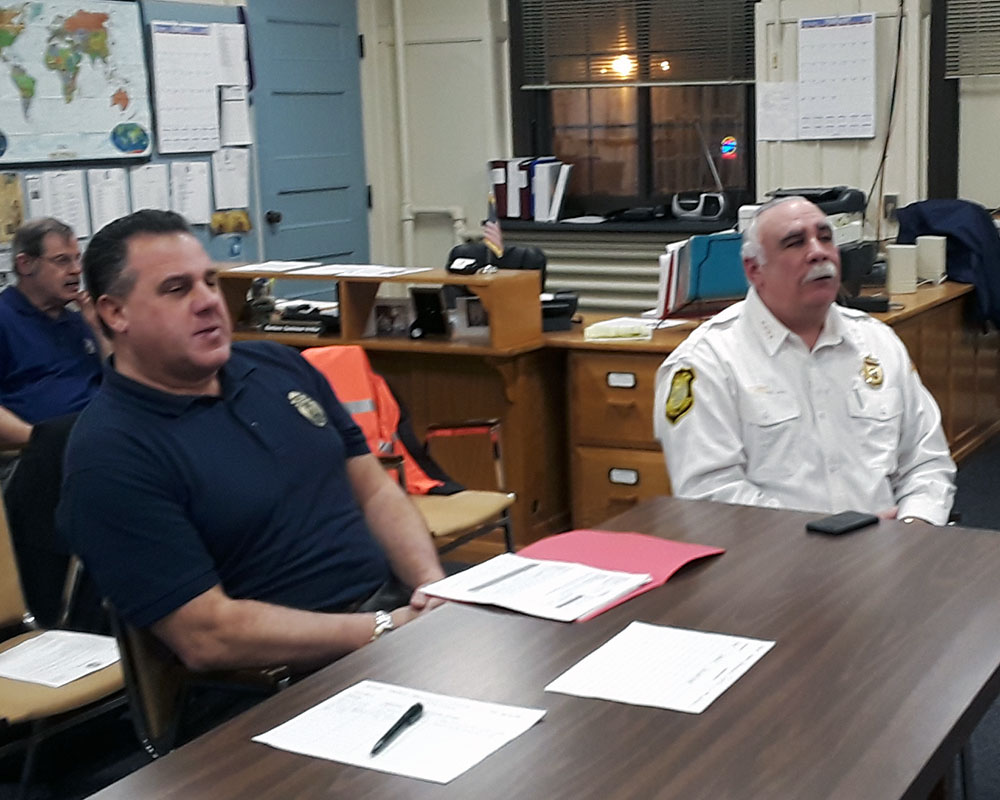 Retired Haverhill Deputy Chief Haugh Becomes Interim Police Chief as DeNaro Steps Down Early for 'Health Reasons'