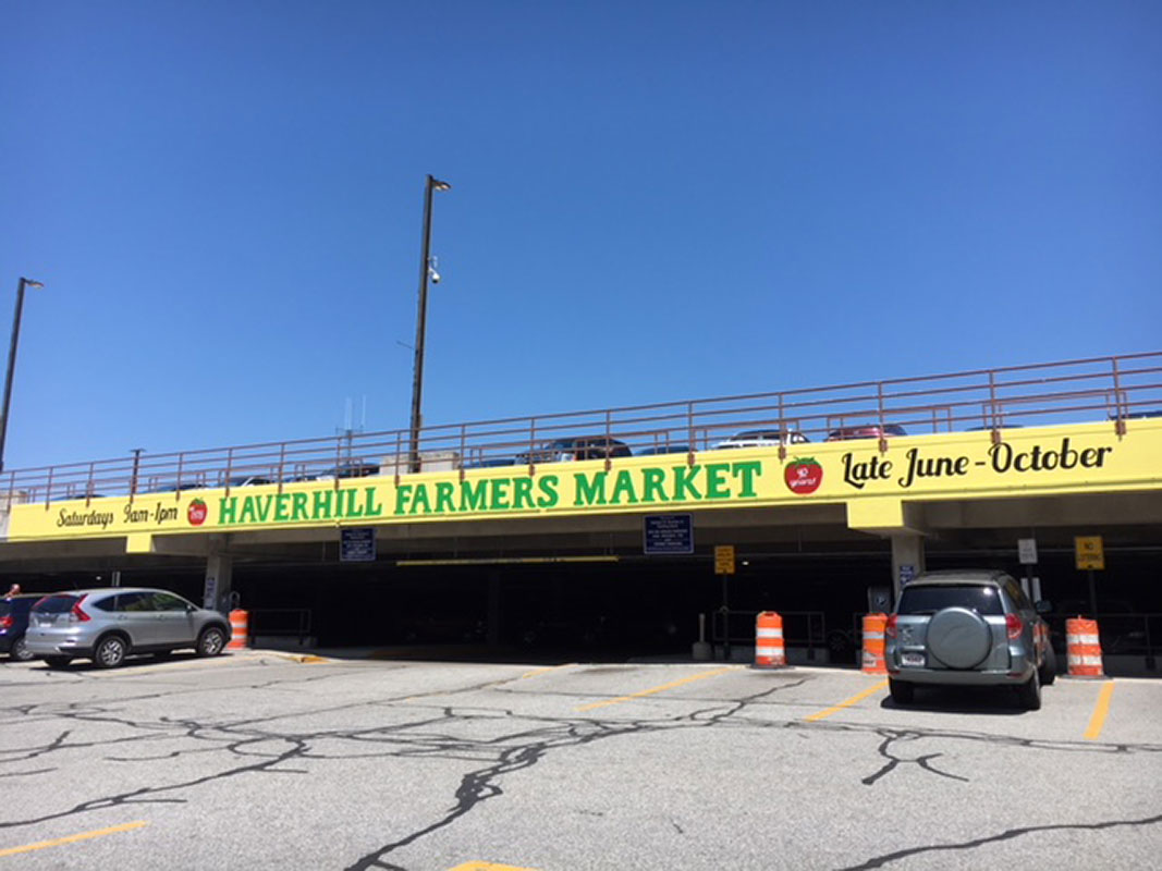 Haverhill Farmer's Market Reopens Saturday June 26 with New Gourmet Food Offerings