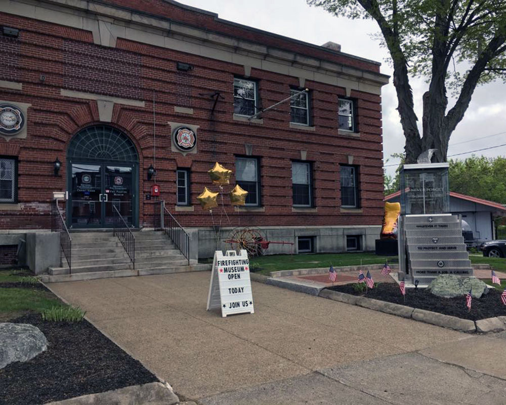 Haverhill Firefighting Museum Reopens to the Public with Saturday Tours and Programs