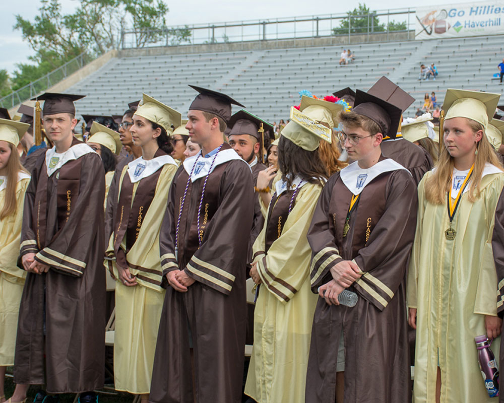 Podcast: Haverhill Superintendent Credits Higher Retention with Tonight's Large Graduation Class