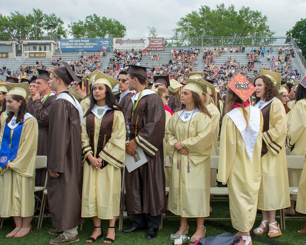 From Hillie Pride Signs To Video Graduation Haverhill High Class Of 2020 Releases Events Calendar Whav