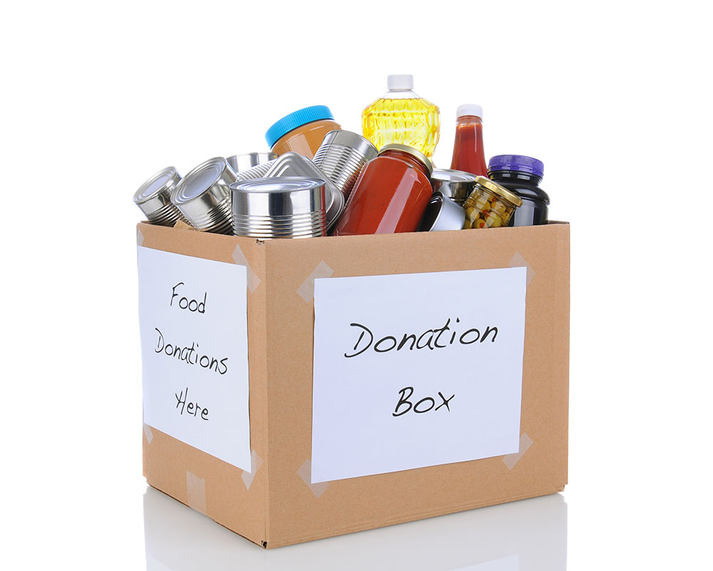 Food Drive Tomorrow by Merrimack Valley Central Labor Council, United Way and Merrimack Valley Chamber