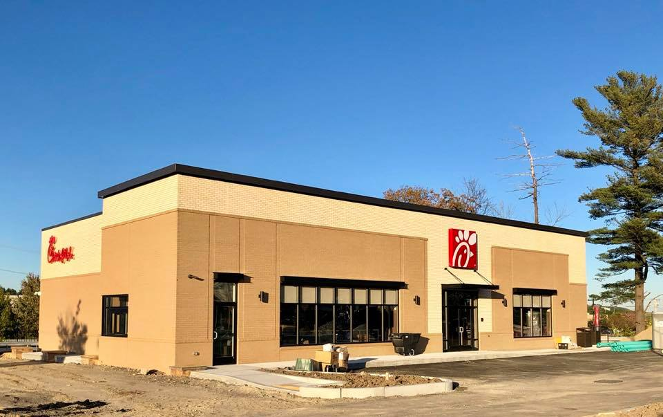 Chick-fil-A of Methuen Hosts Merrimack Valley Chamber Members for Breakfast Wednesday