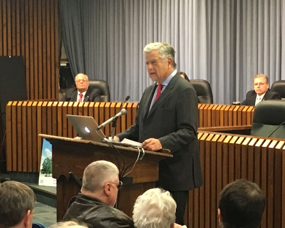 Fiorentini to Thank Health Care Workers and Volunteers in State of the City Address Next Week