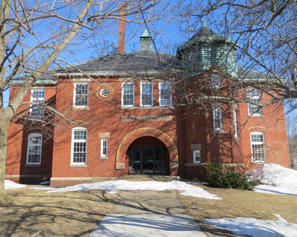 Creative Haverhill Wins City Support of its State Grant Application for Former Cogswell School Conversion