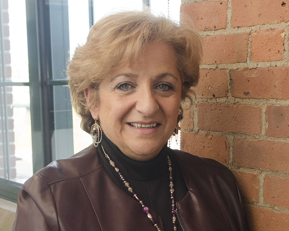 Elder Services' Hatem-Roy Receives Leadership Award from National Assn. of Area Agencies on Aging