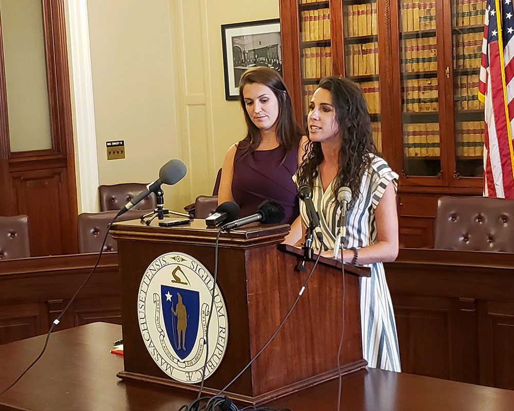 Sen. DiZoglio Declares Run for State Auditor, Targets Non-Disclosure Pacts, Baker's Pandemic Spending