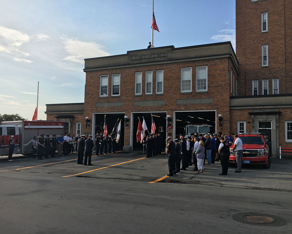 Federal Emergency Management Agency Awards COVID-19 Grant to Haverhill Fire Department