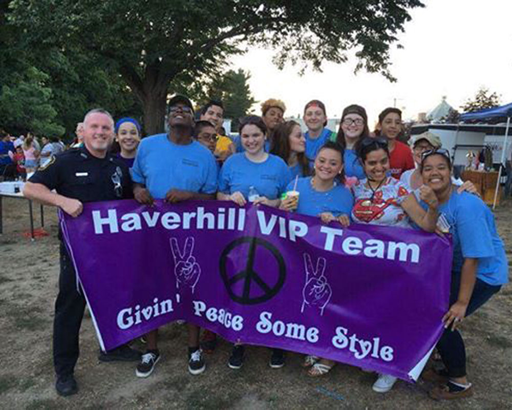 Haverhill High School's VIP Group Having 'Voices Over Violence' Video/Audio Contest