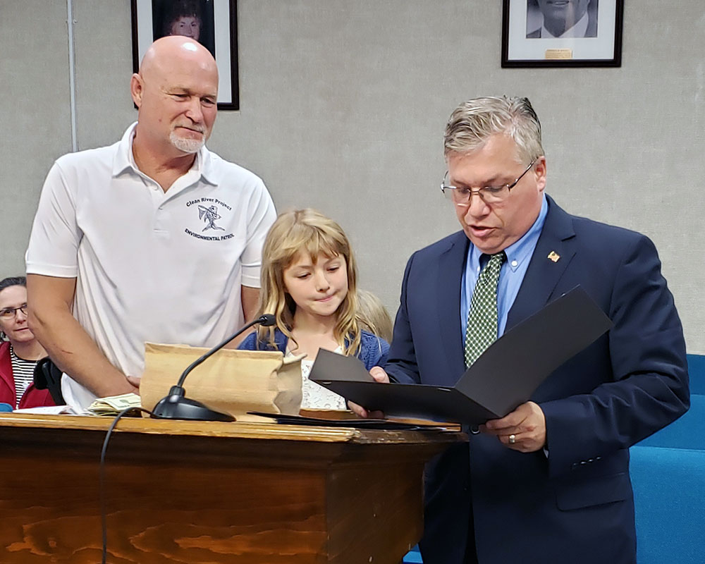 Clean River Project Updates Haverhill Council; Syringes, Bullets Among Items Found in Merrimack