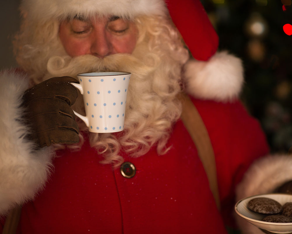 Santa Claus Comes to Methuen for Saturday Parade and Back for Dec