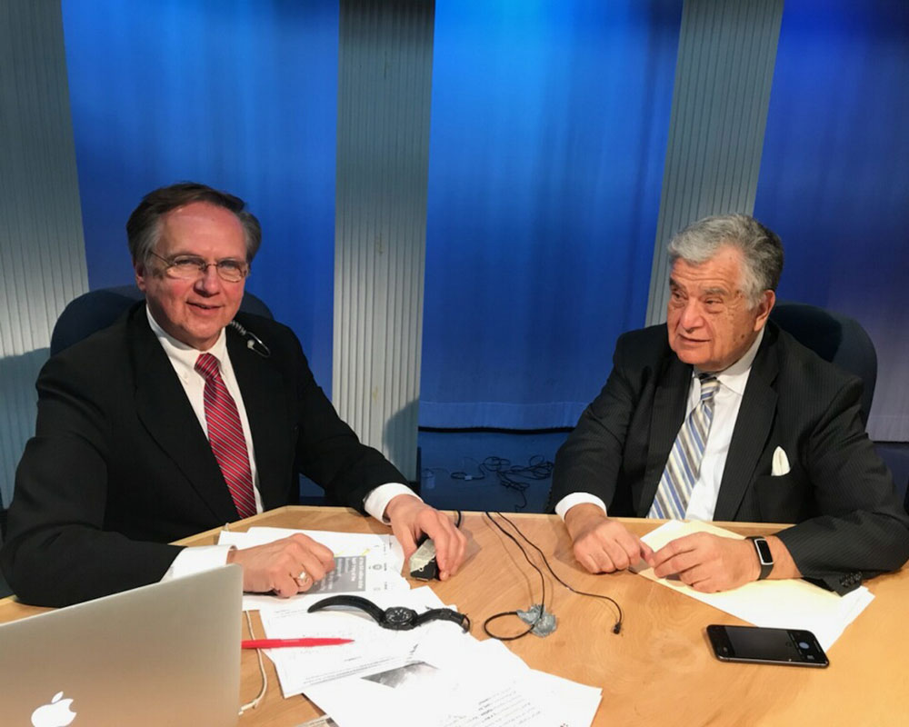 Fiorentini to Take Public's Questions During TV/Radio Simulcast of 'Point of Reference' Tuesday Night
