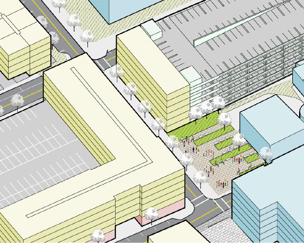 Five Developers Offer Proposals for Redeveloping Prime Downtown Haverhill Parcels