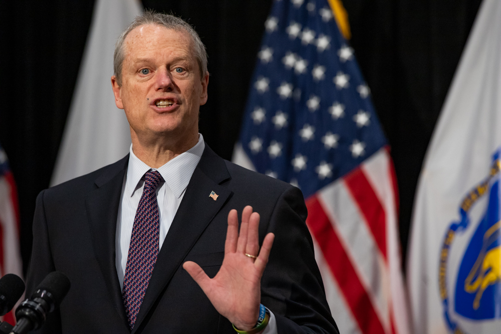 In Light of Surplus, Gov. Baker Proposes Sales Tax Holiday for Both August and September