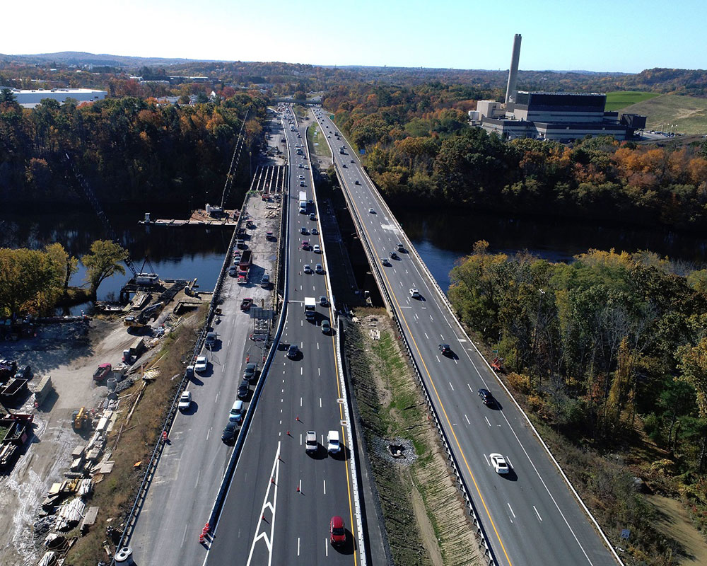 I-495 Construction Update: State Plans Day and Night Lane Closings for Bridge Replacement Prep
