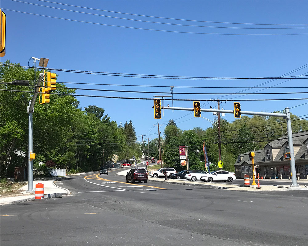 One Lane of Broadway/Route 97 Closes Monday Morning for Bridge Rehabilitation