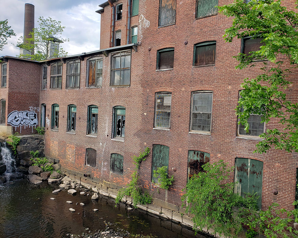 Haverhill Spends $100,000 to Discourage Intruders at Abandoned Mill, Site of 2015 Blaze