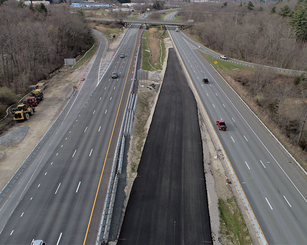 I-495 Construction Update: Early Morning Ramp and Lane Closures for Steel Delivery